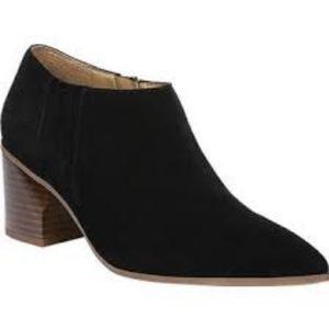 Nwot Franco Sarto Takoma black ankle boots